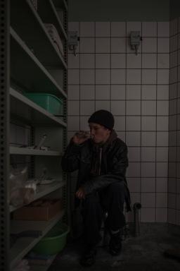 Det Åbne Hjerte (The Open Heart) @ Århus Festuge ©Goldmann/SIGNA, 2019